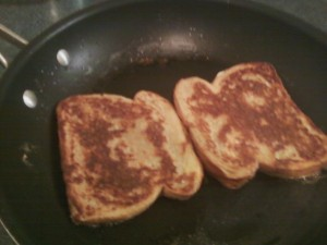fried french toast